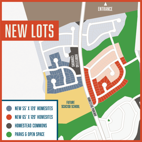 New Lots Map
